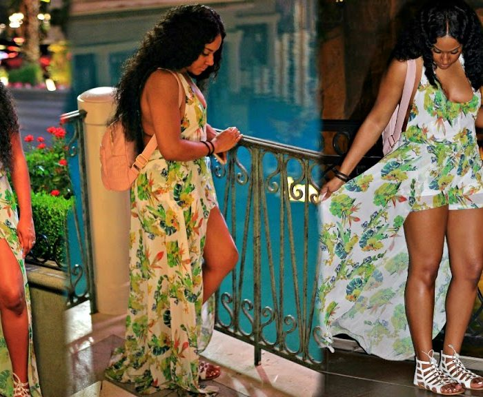 Vegas OOTD Featuring Fashion Nova, Charlotte Russe & Amiclubwear